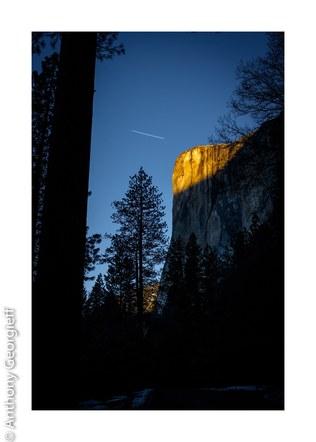 El Capitan, Yosemite, Cali