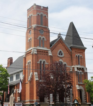 First Congregational Church Binghamton