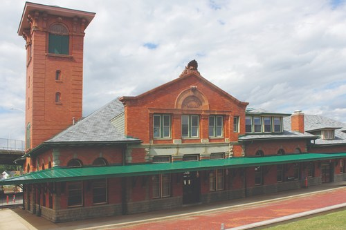 Lackawanna Railway Station