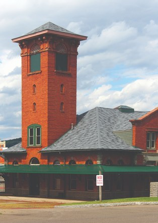 Lackawanna Station with renassaissance Campanile