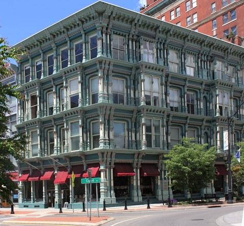 Perry Building, Binghamton, NY