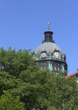 The Courthouse Dome