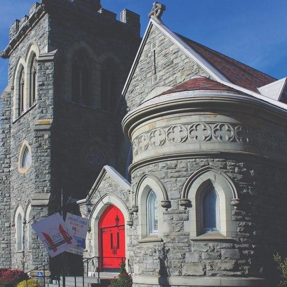 Binghamton's Places of Worship