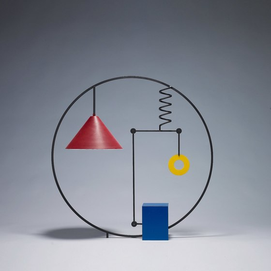 Kinetic Lamp Series