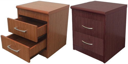 Benny's Stores - two drawer nightstand, process