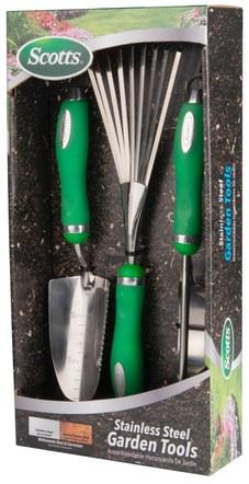Packaging Design for Scotts Garden Tool Set