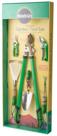 Packaging Design for Miracle-Gro Garden Tool Set