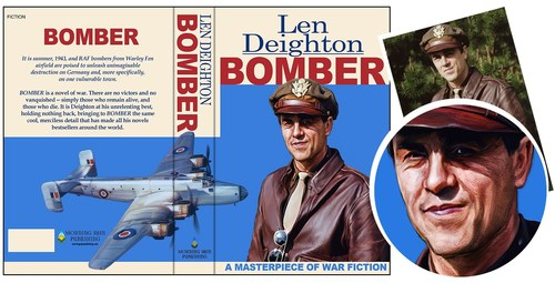 Book Cover-Bomber