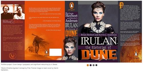 Book Cover-Irulan