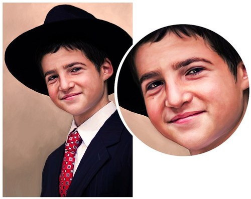 Bar Mitzva Boy