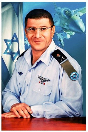 Major General Eliezer Shkedy