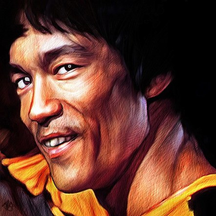 Bruce Lee-Enter the Dragon