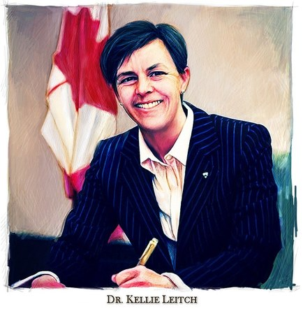 Dr Kellie Leitch