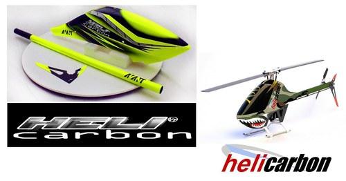 Heli Carbon Branding
