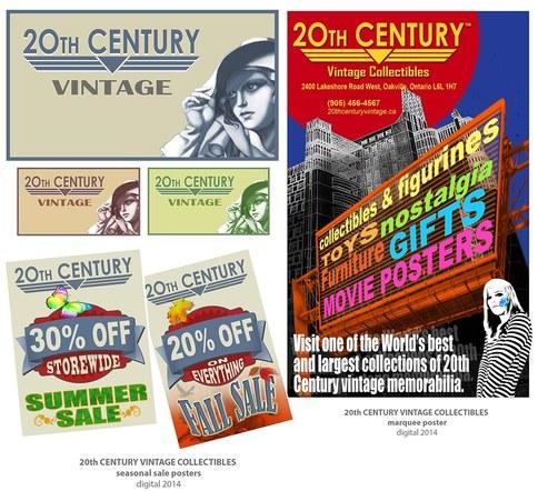 20th Century Branding