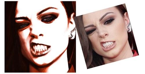 Cher Lloyd Portrait for CD