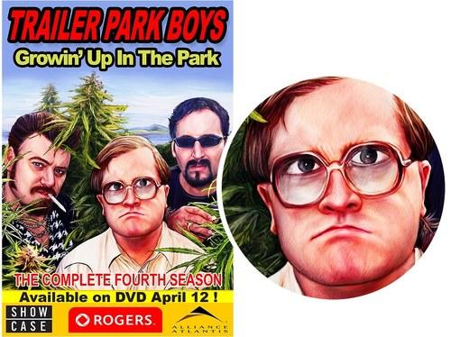 Trailer Park Boys DVD
