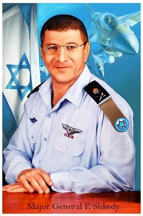 Major Gen. E. Shkedy