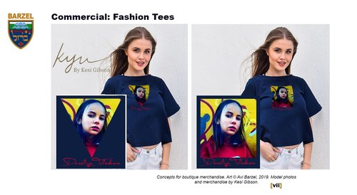 Commercial: Tees