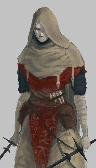 Character illustration/concept art