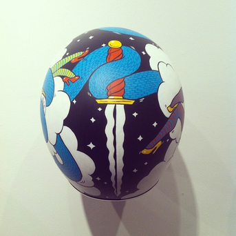"MOTORCYCLE HELMET FOR ""PROTECT YA NECK"" SHOW 2014"