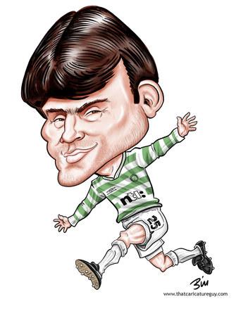 Lubo Moravcik Celtic FC