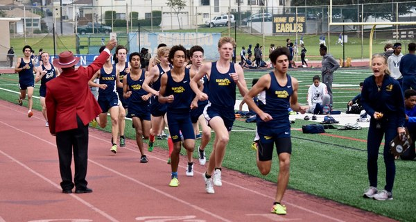 Track & Cross Country 2017