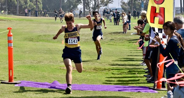 El Segundo XC Invitational 2018