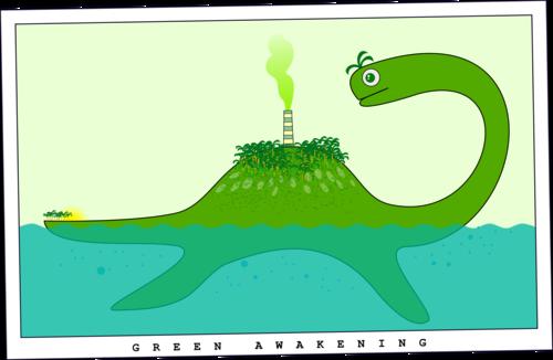Green Awakening