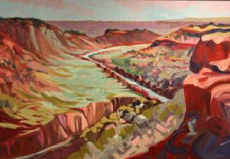 Apishipa Canyon
