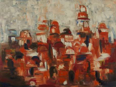 Interactions in the city (SOLD)