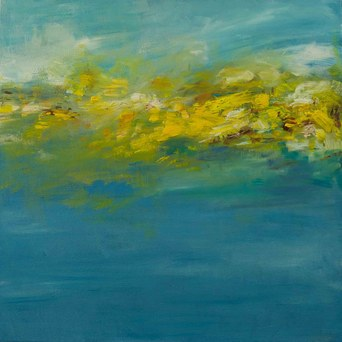 Yellow,Blue (SOLD)
