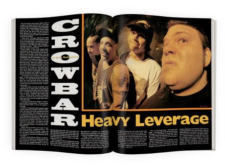 Crowbar | RIP Magazine Spread