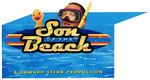 Son of the Beach | Shelf Talker Design 4
