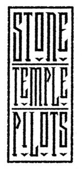 Stone Temple Pilots (band) | Logo Design 1