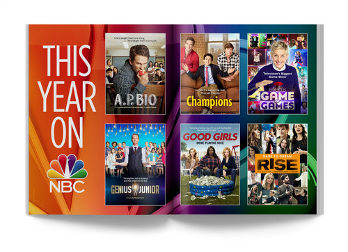 This Year On NBC | Trade Ad