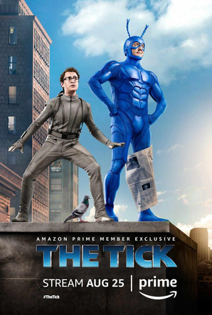 The Tick | Poster 3