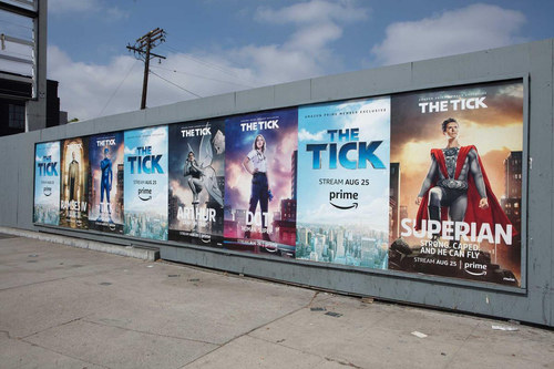 The Tick | Character Poster Wall 1