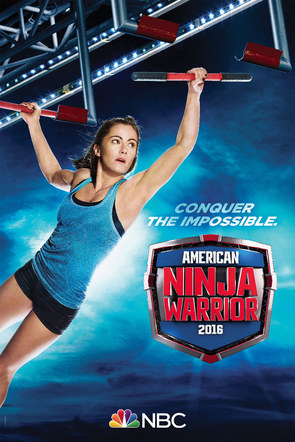 American Ninja Warriors | Season 8 Poster (Female)