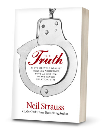 The Truth | Paperback Cover Design 1
