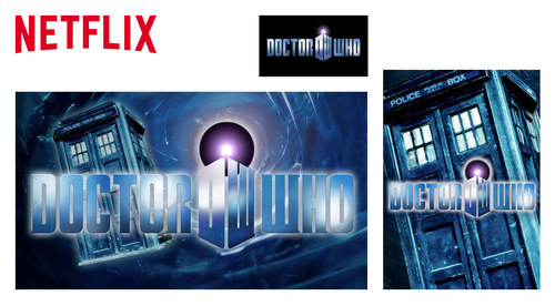 Netflix Website Show Images | Doctor Who