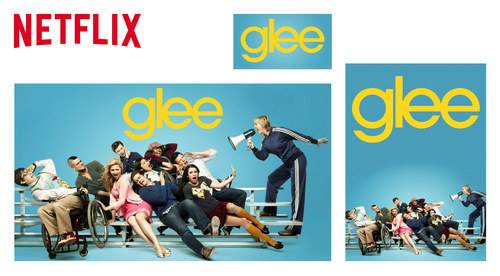 Netflix Website Show Images | Glee