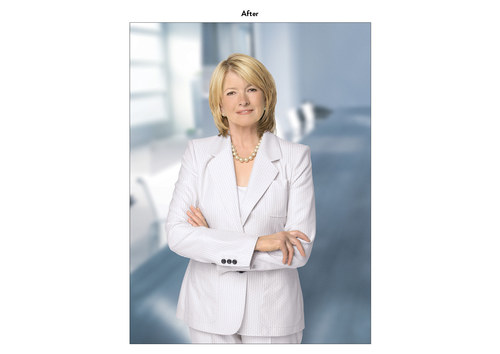 The Apprentice with Martha Stewart | NBC Show Key Art (After)
