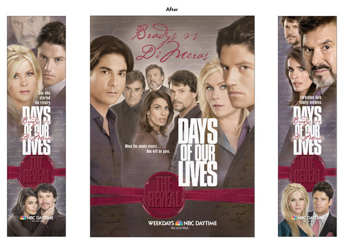 Days of Our Lives | NBC Show Key Art (After)