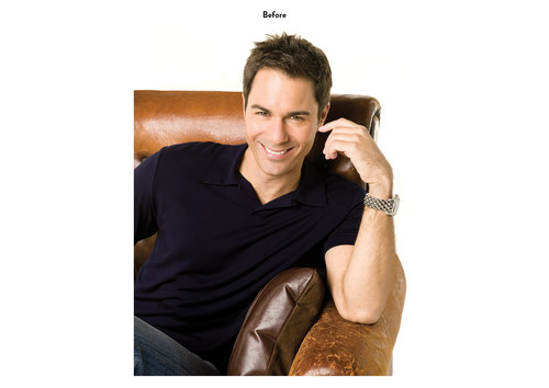 Will & Grace - Eric | NBC Emmy Mailer Art (Before)