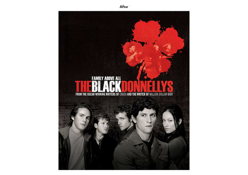 The Black Donnellys | NBC Show Key Art (After)