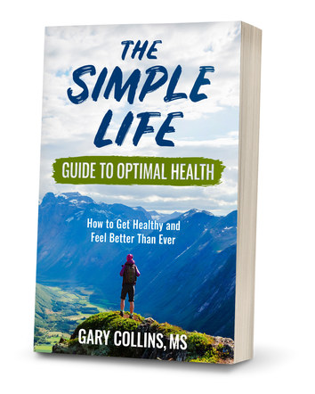 The Simple Life Guide to Optimal Health | Paperback Cover Design