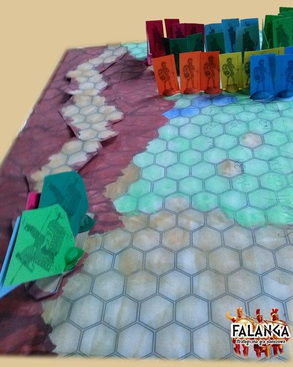 Falanga | board game