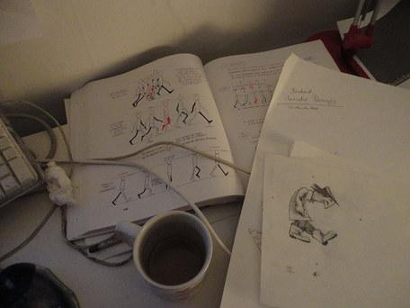 Animation drawing