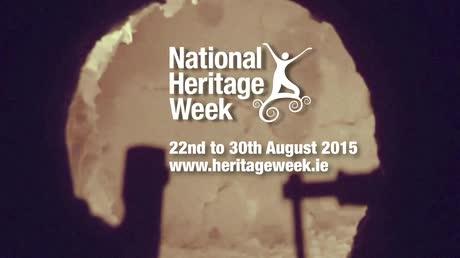 Heritage Week tv ad